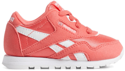 Reebok Classic Leather Infants ( CN7634 ) -18,5 Bright Rose / White CN7634