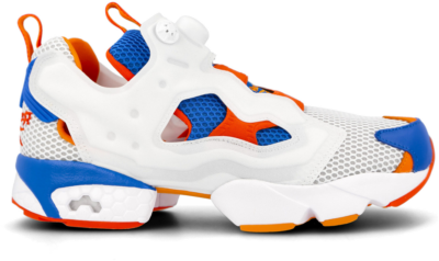 Reebok Instapump Fury OG Schoenen White / Dynamic Blue / High Vis Orange FV1570
