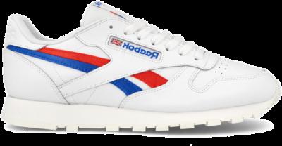 Reebok Classic Leather Sneaker Wit,Beige FV2108