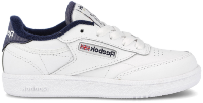 Reebok Club C 85 Schoenen White / Vector Navy / White FX2794