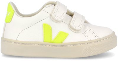 Sneakers Esplar Small Velcro by Veja Geel RSV052086