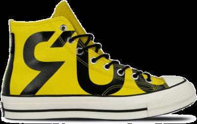Converse Chuck 70 Gore-Tex High 'Bold Citron' Yellow 163226C