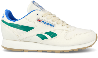 Reebok Classic Leather Grow Schoenen Chalk / Court Green / Horizon Blue S23902