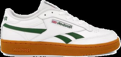 Reebok – Club C Revenge – Sneakers in wit met rubberen zool Wit FV9313