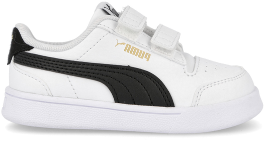 Witte Shuffle Puma maat 25 Wit