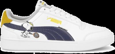 PUMA sneakers PEANUTS Puma Shuffle Jr wit