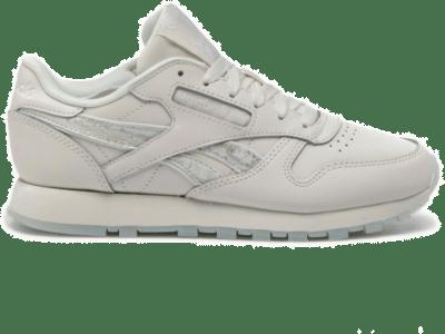 Reebok Wmns Classic Leather ( CN7414 ) -40,5 Chalk / White / Yellow / Grey CN7414