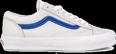 Vans UA OG Style 36 LX BLUE/TRUE WHITE/blauw VN0A4BVE21B1