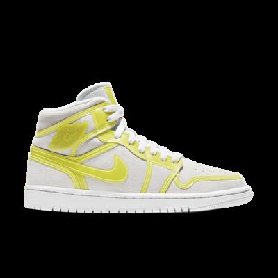 Jordan 1 Mid Opti Yellow (W) DA5552-107