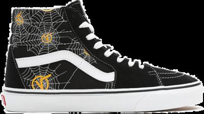 Vans UA SK8-Hi  (Printed) Spider Web  VN0A32QG4RN1