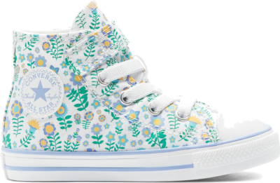 Converse Ditsy Floral Easy-On Chuck Taylor All Star High Top White 770502C