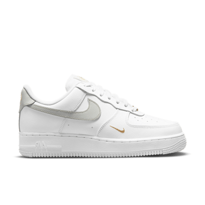 Nike Air Force 1 Low White Grey Gold (W) CZ0270-106