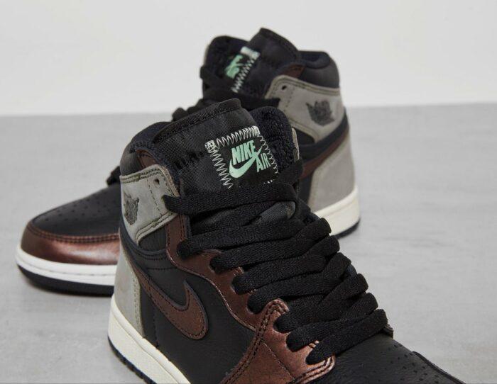 Nike Air Jordan 1 patina