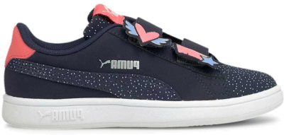 Puma Smash v2 Unicorn sneakers kinderen 368790_02