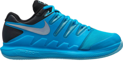 Nike Air Zoom Vapor X Clay Tennis Shoe Aqua AA8025-403