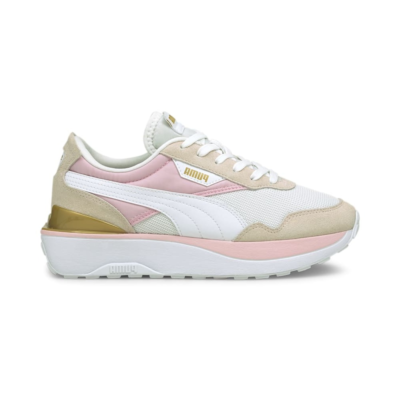 PUMA Cruise Rider Women's Sneakers, Pink Pearl,White,Pink Lady 375072_18