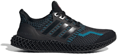 adidas Ultra 4D Black Teal G58162