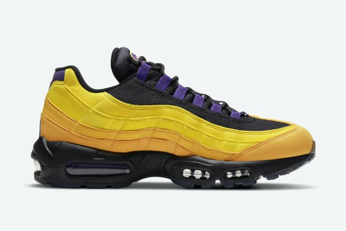 air max 95 Nike LeBron lakers