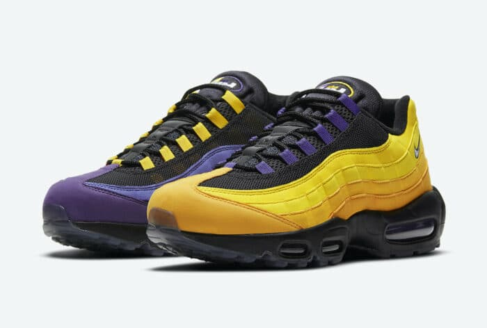 Nike Air Max 95 LeBron lakers