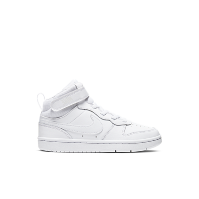 Nike Court Borough Mid 2 Wit CD7783-100