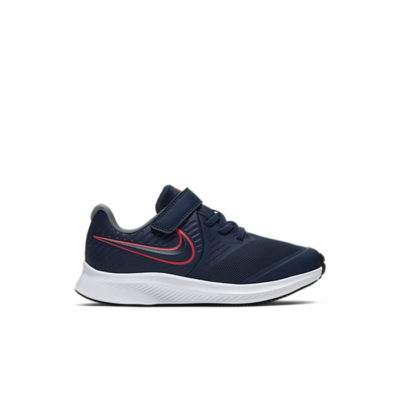 Nike Star Runner 2 Blauw AT1801-405
