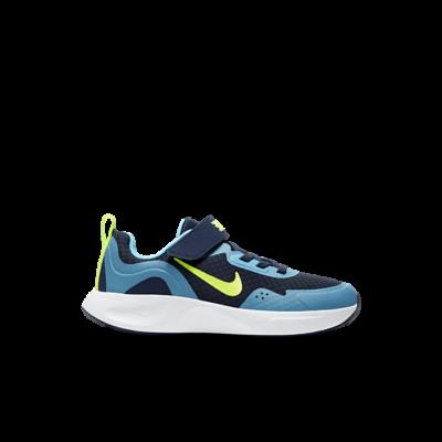 Nike WearAllDay Blauw CJ3817-400