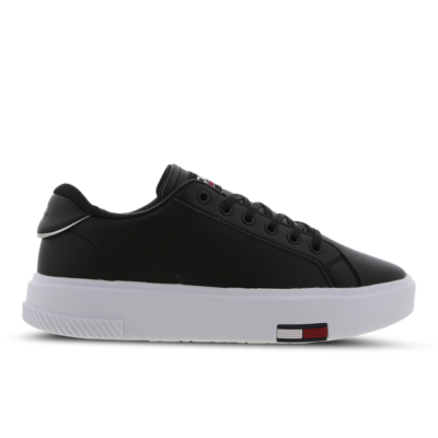 Tommy Jeans Wmns Fashion Cupsole Black EN0EN01268BDS