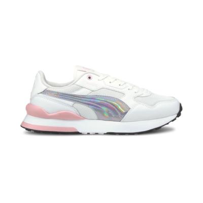 Puma R78 FUTURE glimmende sneakers dames 375466_01