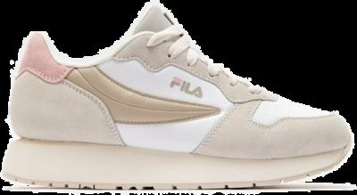 Lage Sneakers Fila RETROQUE WMN Wit 1011219-93V