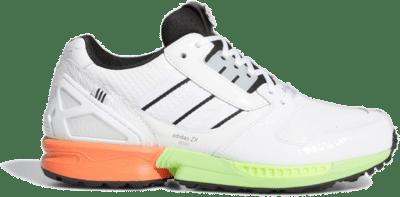 adidas ZX 8000 Golfschoenen Cloud White FZ4412
