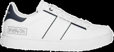 COTTON BELT White Deep Heren Sneakers CBM01400102 wit CBM01400102