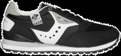 COTTON BELT Zwart Wit Heren Sneakers CBM01305006 zwart CBM01305006