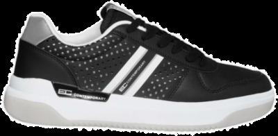 ENRICO COVERI Black Pack Heren Sneakers ECM01876504 zwart ECM01876504
