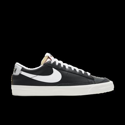 Nike Blazer Low '77 Vintage 'Black White' Black DA6364-001