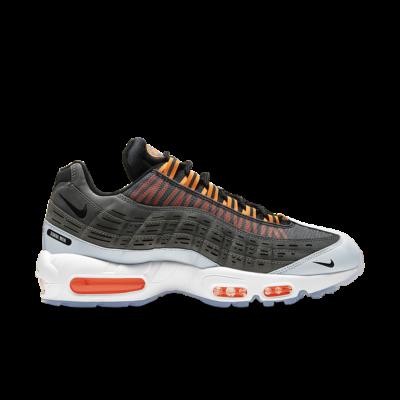 NikeLab Air Max 95 x Kim Jones 'Total Orange'  DD1871-001