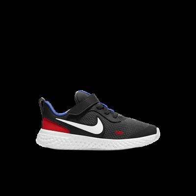 Nike Revolution 5 PS 'Bred' Black BQ5672-020