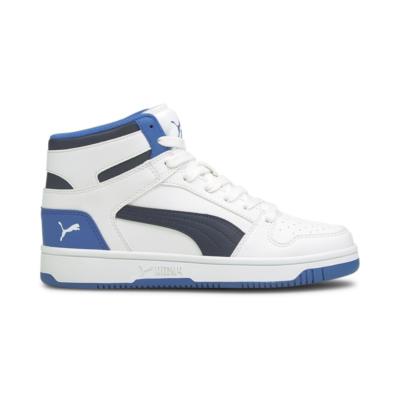 Puma Rebound Lay-Up SL sneakers jongeren Blauw / Wit 370486_13