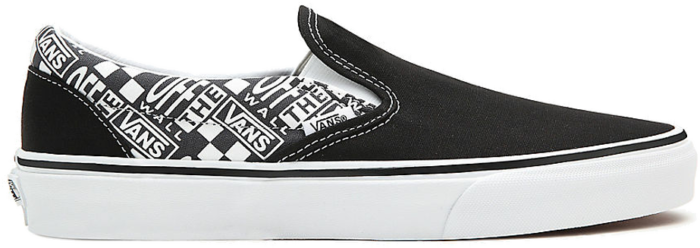 VANS Off The Wall Classic Slip-on  VN0A33TB3WI
