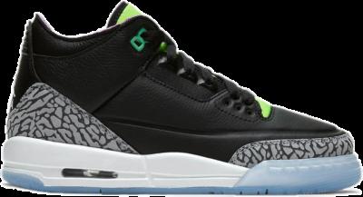 Jordan 3 Retro Electric Green (GS) DA2304-003