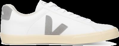 Veja Esplar Logo Chromefree Extra White  EO052305B