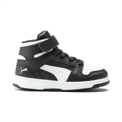Puma Rebound Lay-Up SL V sneakers Wit / Zwart 370489_01