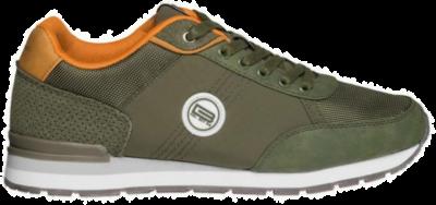 BASILE Vert Olive Heren Sneakers BAM91373005 groen BAM91373005