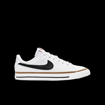 Nike Court Legacy GS 'White Desert Ochre' White DA5380-102