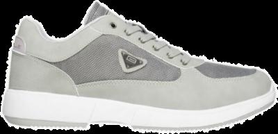 BASILE Gris Heren Sneakers BAM9181201521  BAM9181201521