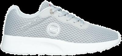 BASILE Ciment Blanc Heren Sneakers BSS91500004 grijs BSS91500004