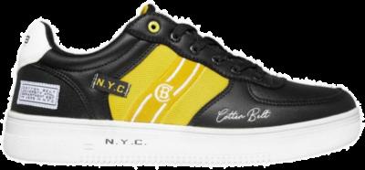 COTTON BELT Black Heren Sneakers CBM01405604 zwart CBM01405604