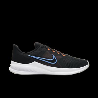 Nike Downshifter 11 Zwart CW3411-001