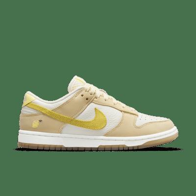 """Nike WMNS DUNK LOW """"LEMON"""" DJ6902-700"""