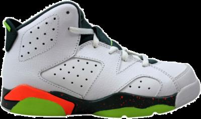 Jordan Air Jordan 6 Retro BP White (PS) 384666-114