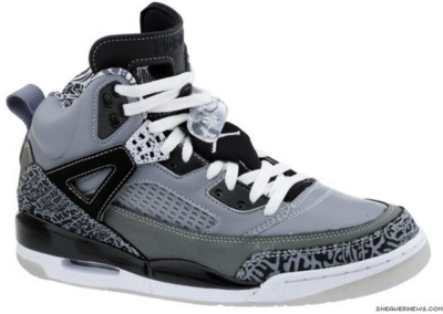 Jordan Spizike Cool Grey (GS) 317321-103